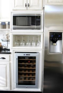 Microwave, Microwave Height Position In Your Kitchen, Simone Homes