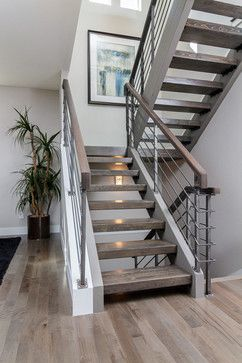Open Treads Staircase